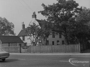 Bentry House, Wood Lane, Dagenham, 1974