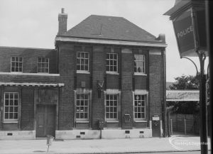 Barking Post Office, 1976