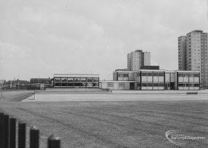 St Joseph's Roman Catholic Primary School, Heath Street [now St Paul's Road], Barking, 1976