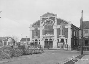 Baptist Tabernacle, Linton Road, Barking, 1976