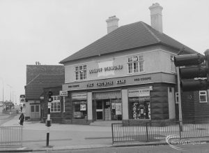 The Church Elm Public House, Heathway, Dagenham, 1976