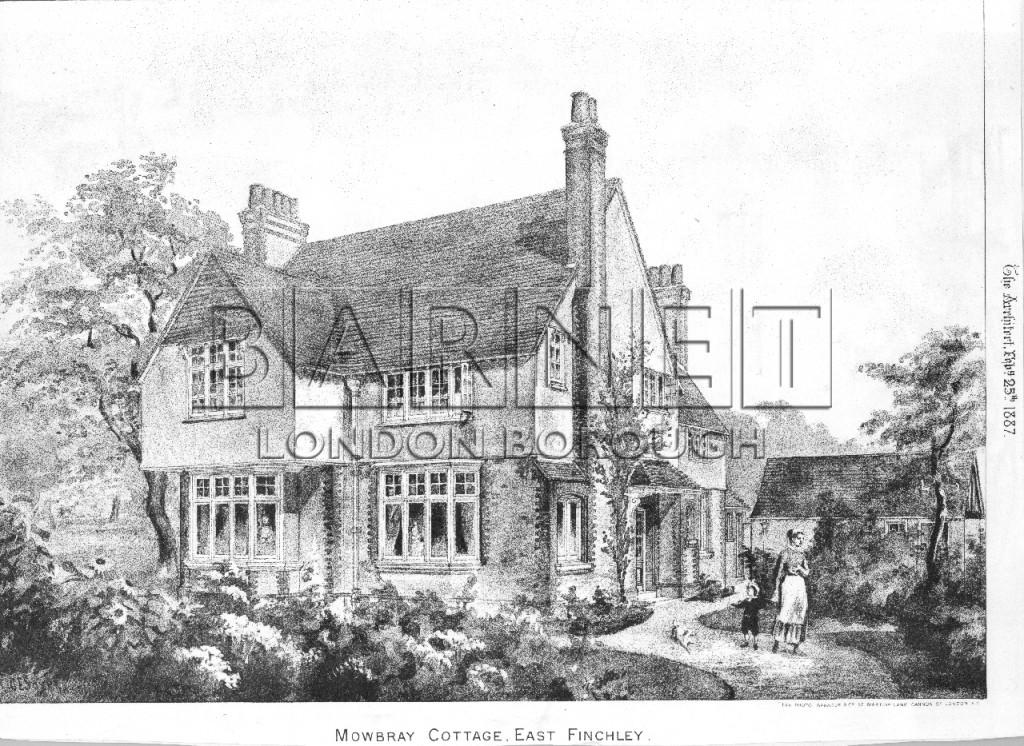 1880  Mowbray Cottage
