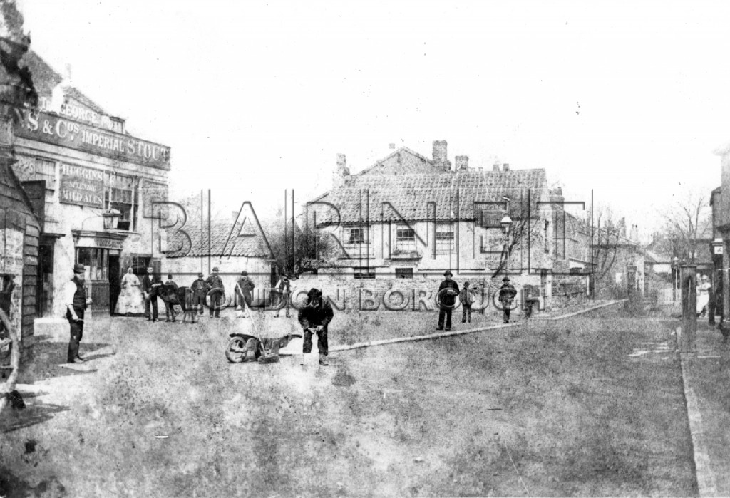 1860  The George public house