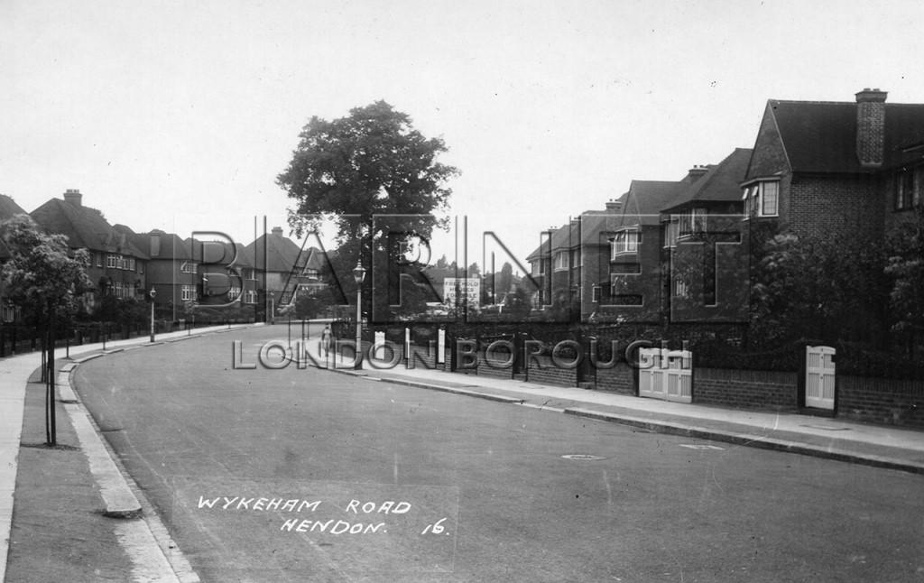 1930 Wykenham Road