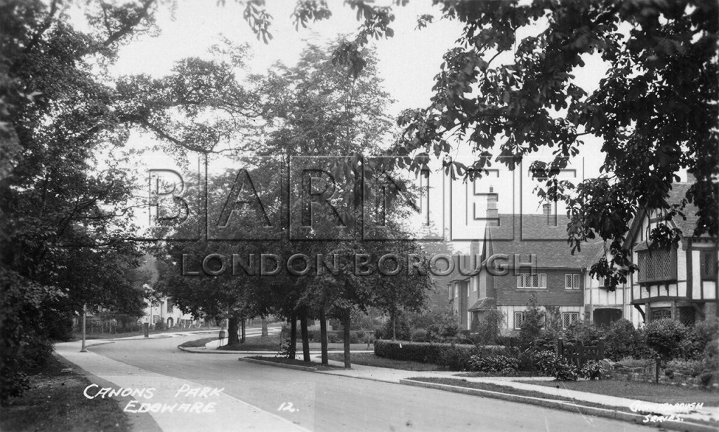 1920 Canons Park