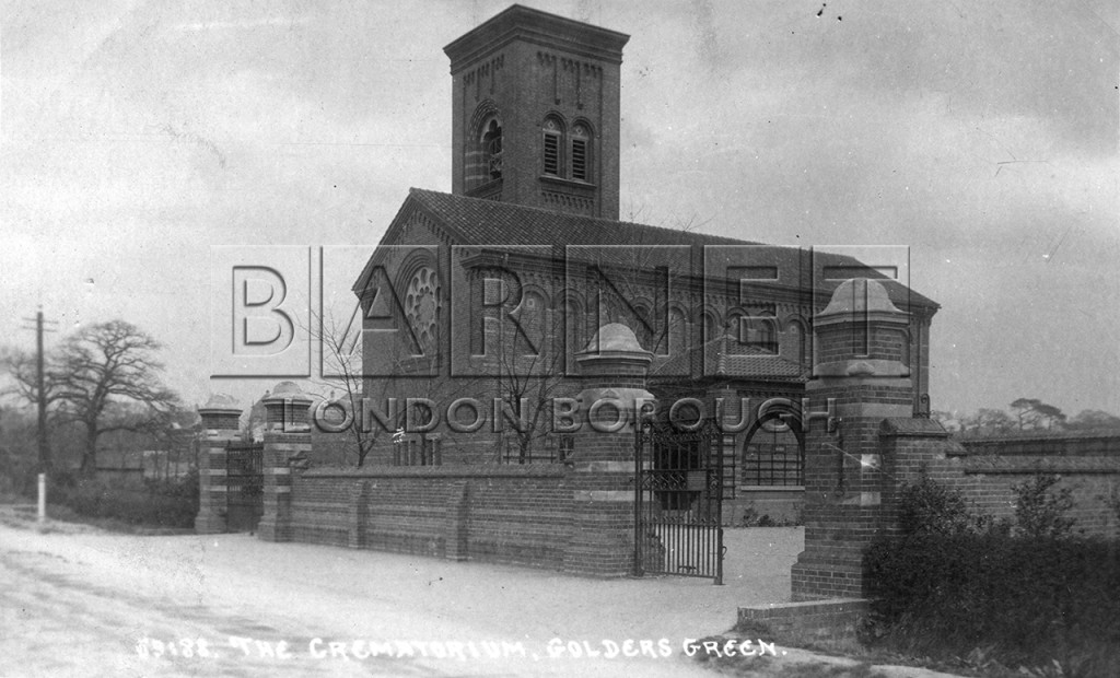 1900 Golders Green Crematorium