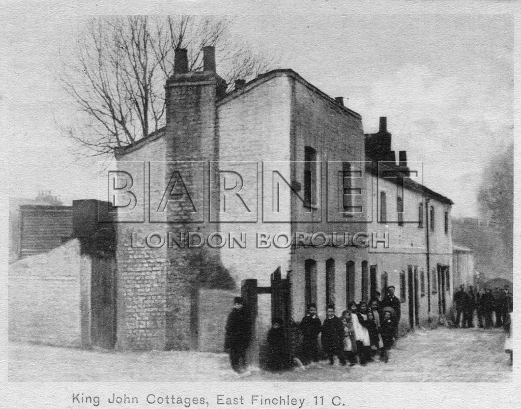 1900 King John Cottages