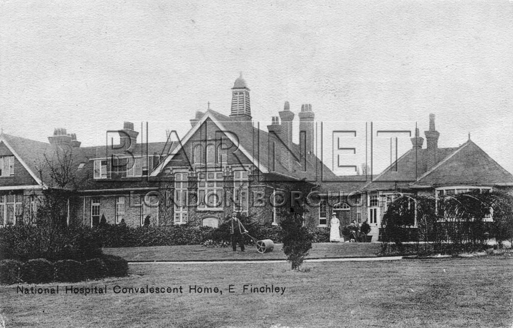 1900 National Hospital Convalescent Home