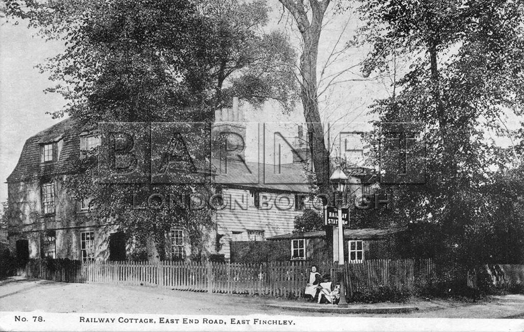 1900 Railway Cottages