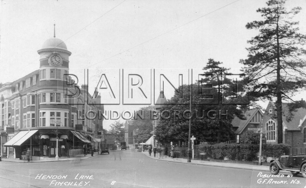 1930 King Edwards Hall