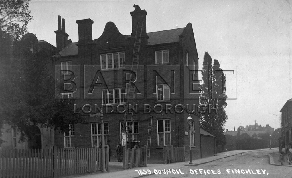1900 Finchley Hall