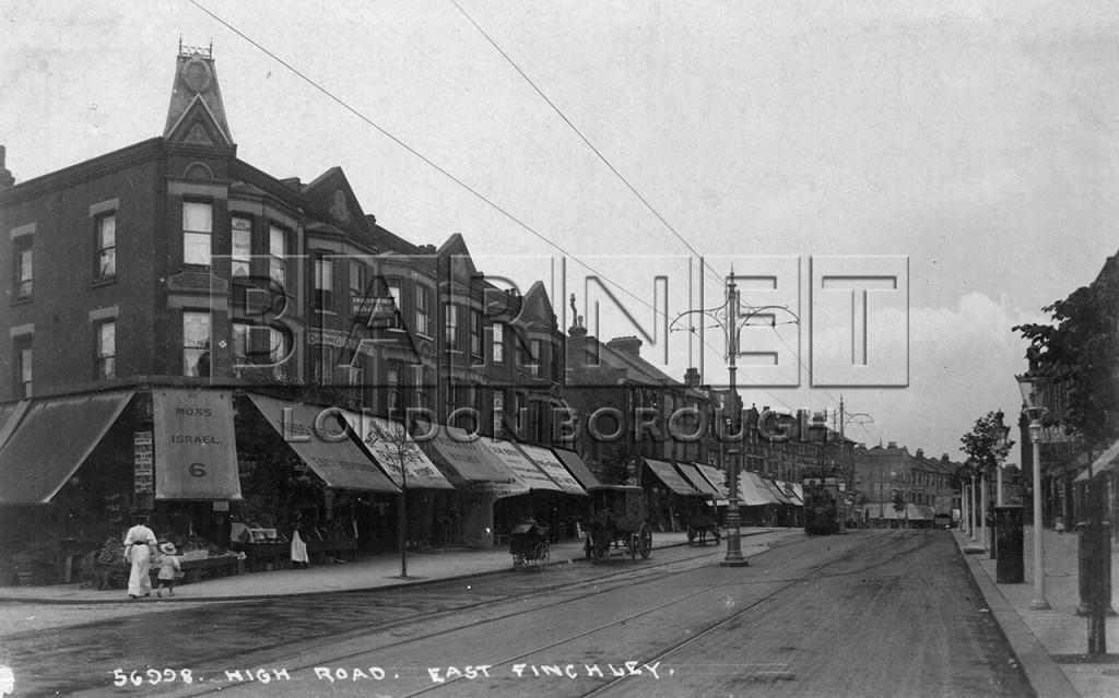 1910 High Road