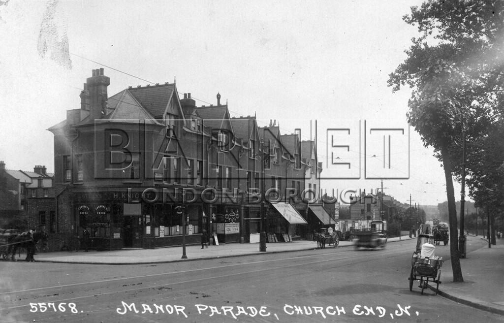 1910 Manor Parade (232 – 248 Regents Park Road)