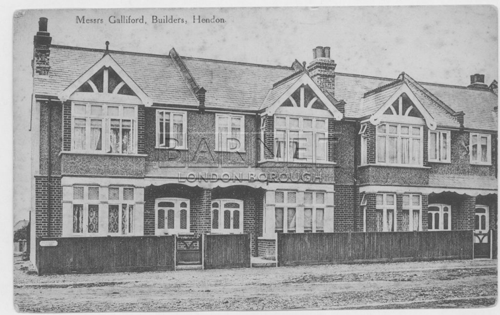 Houses built by Galliford