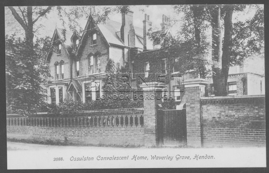 Ossulston House Convalescent