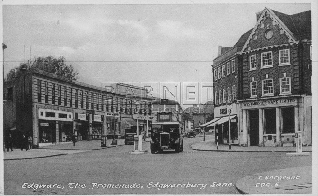 Edgwarebury Lane