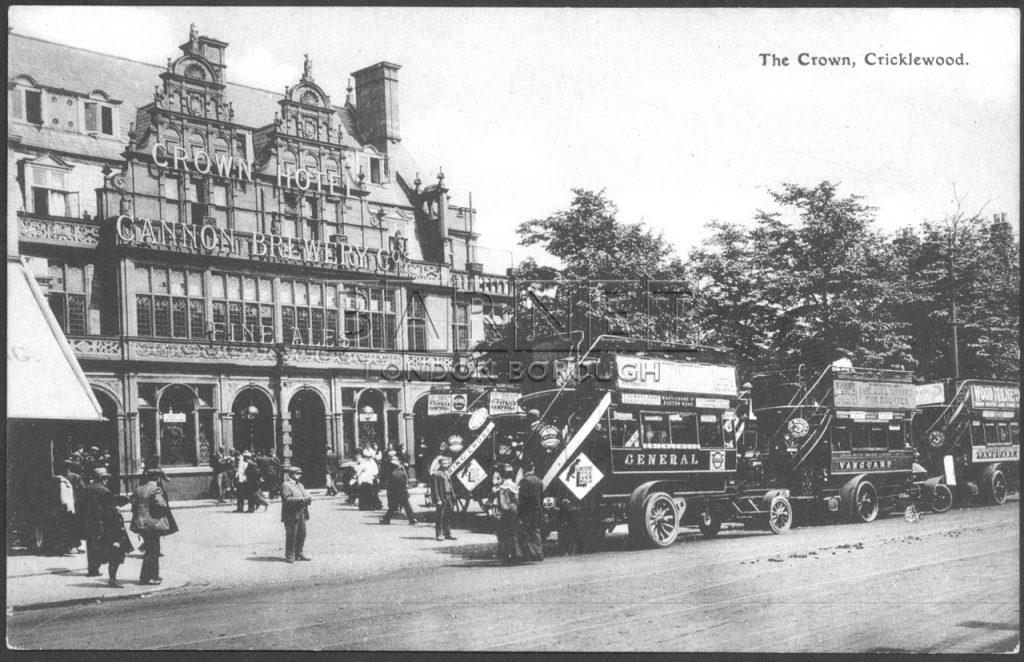 Cricklewood Hotel