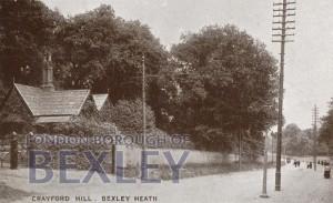 PCD_10 Crayford Hill, Bexleyheath c.1910