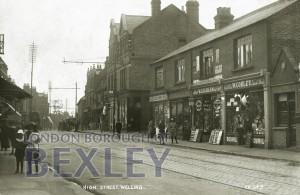 PCD_1001 High Street, Welling c.1920