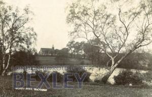 PCD_1005 Monks Pool, Wickham 1905