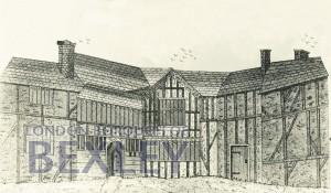 PCD_1154 Bexley Parsonage 1767