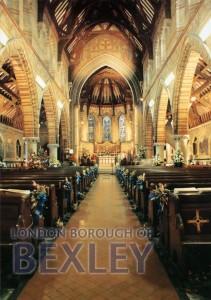 PCD_1289 Interior of Christ Church, Erith 1993