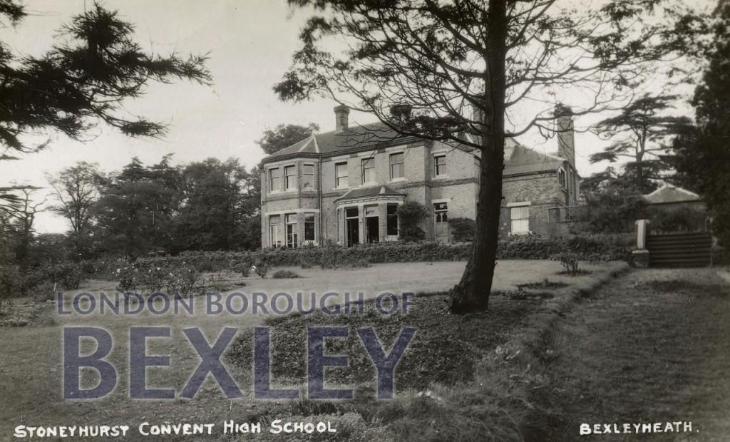Stoneyhurst Convent High School, Bexleyheath c.1920