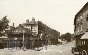 PCD_141 High Street, Bexley c.1920