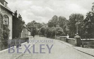 PCD_143 High Street, Bexley 1921