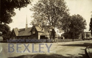 PCD_1453 The Schools, Lamorby, Sidcup 1915