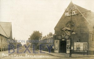 PCD_1474 Public Hall, Bexleyheath Pre 1909