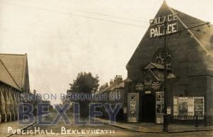 PCD_1475 Public Hall, Bexleyheath Pre 1909