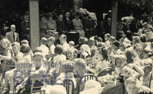 PCD_1521 Combined Churches Garden Party 1945