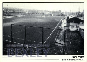 PCD_1568 Erith & Belvedere Football Club, Park View Pre 1997