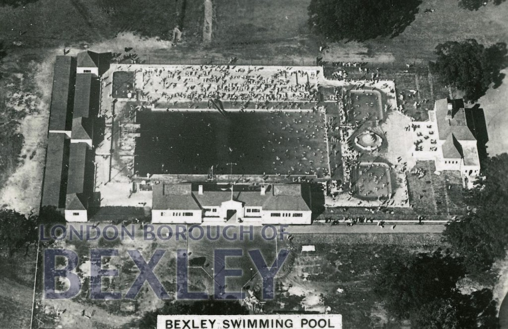 Bexley Swimming Pool 1936
