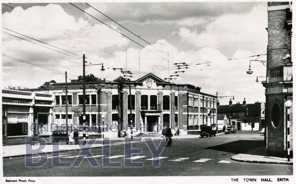 The Town Hall, Erith c.1955