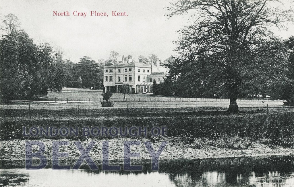 North Cray Place, Kent c.1910