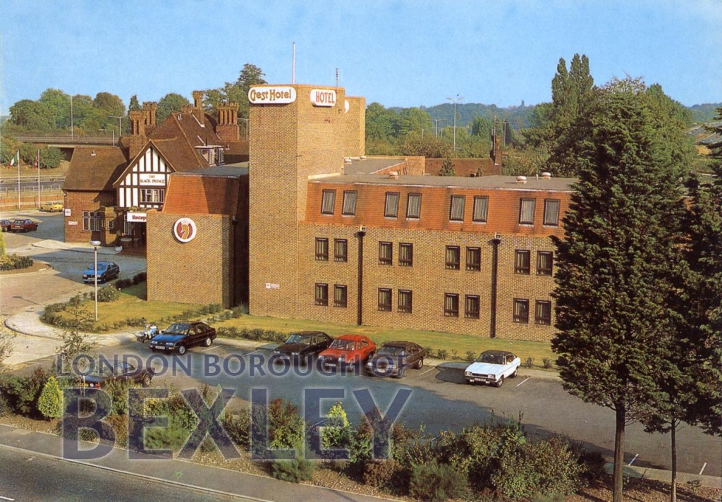 Crest Hotel Bexley C 1987