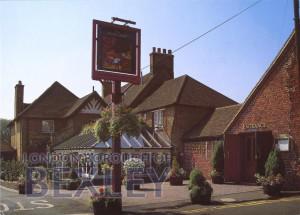 PCD_1954 The Jacobean Barn, Hall Place, Bexley c.1990