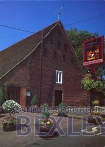 PCD_1955 The Jacobean Barn, Hall Place, Bexley c.1990