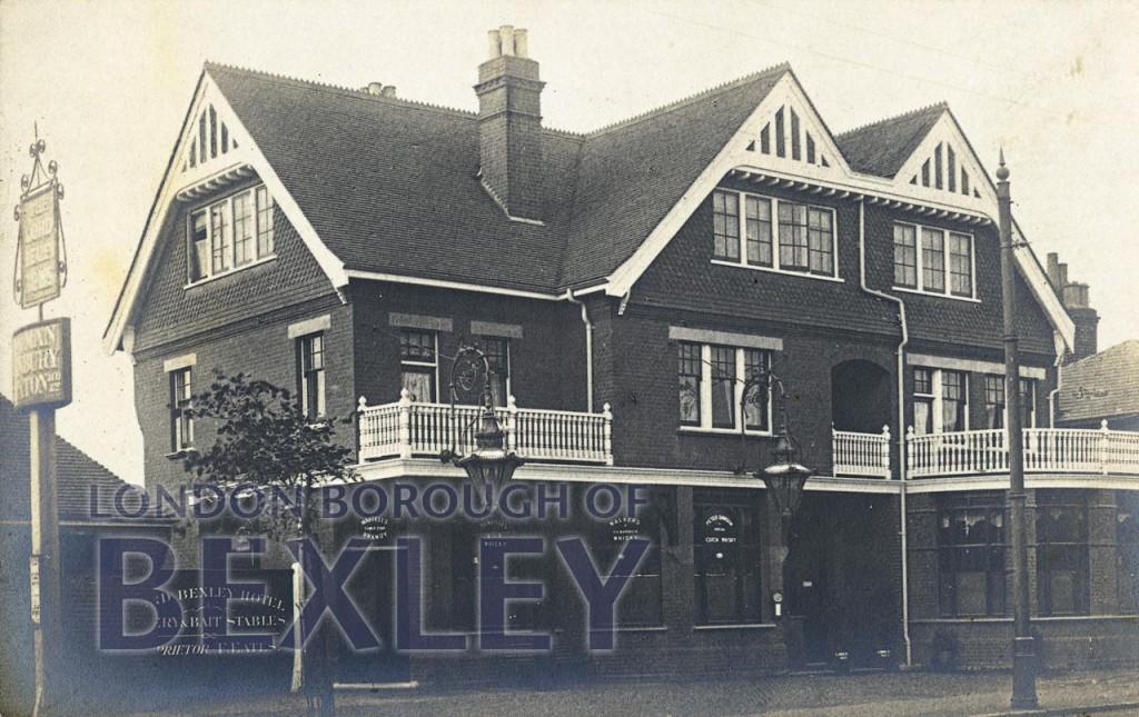 Lord Bexley Arms, Bexleyheath c.1910
