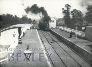 PCD_2206 Barnehurst Station in 1899 1995