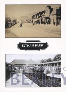 PCD_2218 Eltham Park Station 1908-1985 1995