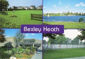 PCD_267 Bexley Heath c.1980