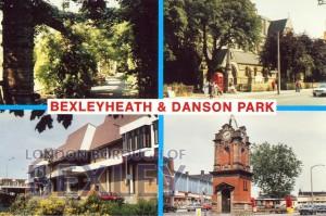 PCD_268 Bexleyheath & Danson Park 1980