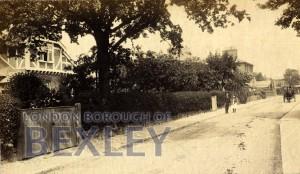 PCD_392 Upton Road, Bexleyheath c.1900