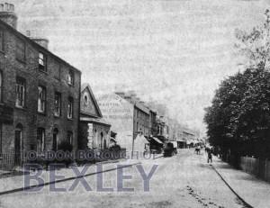 PCD_535 High Street, Erith c.1900