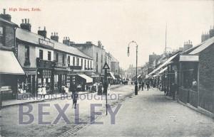 PCD_536 High Street, Erith c.1905