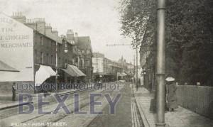 PCD_543 Erith – High Street c.1905