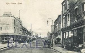 PCD_544 High Street, Erith 1908